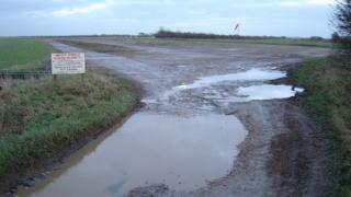 Hinton airfield