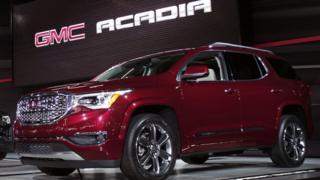 GMC Acadia SUV crossover