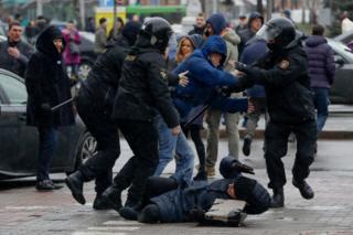 мінськ затримання