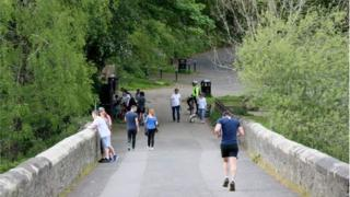 Northern Ireland Shaw's Bridge