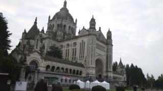 Lisieux basilica - file pic