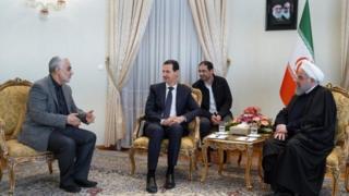 وزارت خارجه ایران 'در هیچ سطحی تا پایان سفر بشار اسد به تهران از آن اطلاع نداشت' - 11