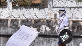 Detento do PCC em penitenciária no Rio Grande do Norte