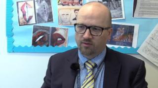 Principal Doug Elliott