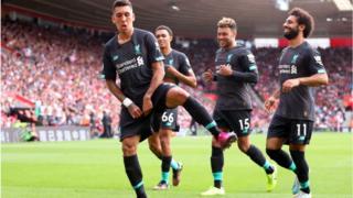 Awọn agbabọọlu Liverpool