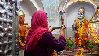 इस्लामाबाद में हिंदू मंदिर