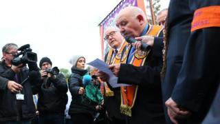 A senior Belfast Orangeman has called for a review of parades legislation