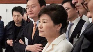 韓國總統朴槿惠