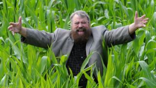 Brian Blessed, pictured in 2014