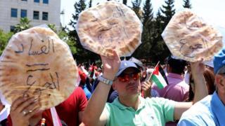اجراءات التقشف في الأردن أدت إلى خروج احتجاجات واسعة