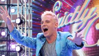 Jamie Laing at the Strictly launch in August