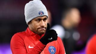 Neymar n'était pas dans le groupe du Paris SG pour affronter Strasbourg mercredi.