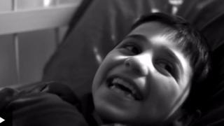ਸੀਰੀਆ ਦਾ 8 ਸਾਲਾ ਬੱਚਾ ਮੁਸਤਫ਼ਾ