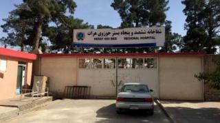 بیمارستان هرات