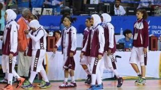 قطری ٹیم