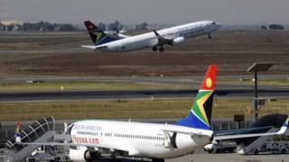 La compagnie aérienne sud-africaine fait face à de gros problèmes financiers