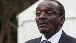 Zimbabwe vice president say im wife wey e wan divorce dey threaten im life