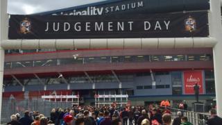 Judgement Day at Principality Stadium