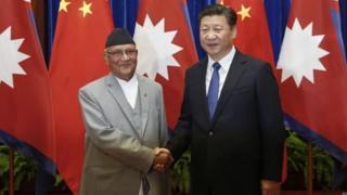 नेपाल–चीन