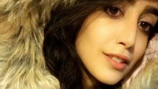 Image of Salwa given to the BBC