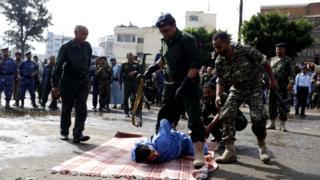 यमन में सज़ा ए मौत