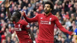 Sadio Mané et Mohamed Salah non retenus pour le prix du meilleur joueur UEFA.
