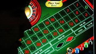 A casino website