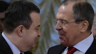 Ivica Dačić i Sergej Lavrov