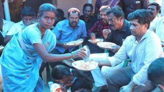திருப்பூர் தலித் பெண் பாப்பாள் விவகாரம் - நான்கு பேர் கைது