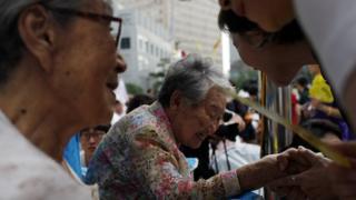 Gil Won-Ok, former comfort woman