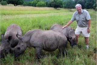 The audacious plan to airlift 80 rhinos to Australia