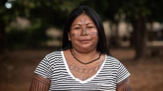 Alessandra Korap Munduruku