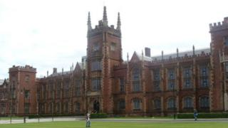 Queen's University in Belfast