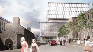 Future Hospital design