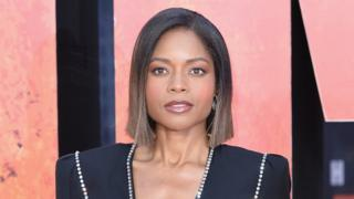 Film star Naomie Harris