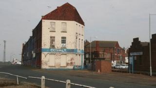Cosalt building