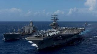 hải quân Mỹ, chiến hạm, đâm va