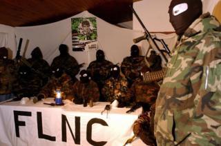 FLNC press conference, 14 Nov 03