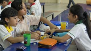 Singapurlu çocuklar