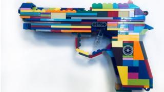 David Turner Brick Gun