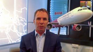 Wizz Air boss József Váradi