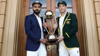 भारत-ऑस्ट्रेलिया टेस्ट