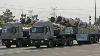 Iran develops micro-rocket technology