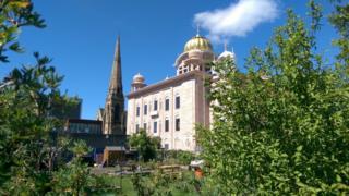 Glasgow Gurdwara