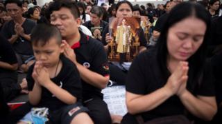 В Таиланде траур