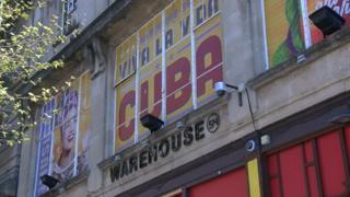 Warehouse 54, Newport city centre
