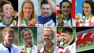 Medalau Cymru