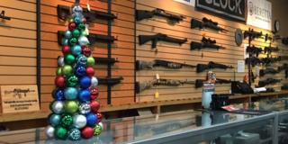 Muestra en Blue Ridge Arsenal