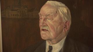 Uncle Tom portrait