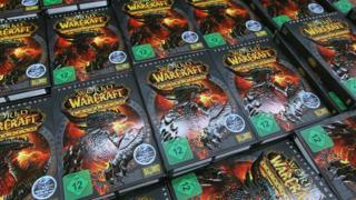 Copies of World of Warcraft Cataclysm expansion